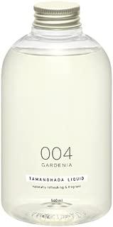 TAMANOHADA LIQUID 004 GARDENIA(花園)540毫升