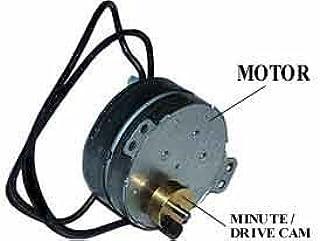Acroprint 时钟电机和分钟凸轮,适用于 125 和 150 型号