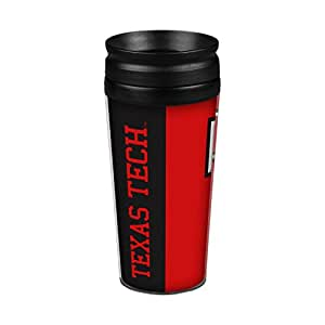 Boelter 品牌 NCAA Texas Tech Red Raiders Hype Full Wrap 旅行杯,396.89 克