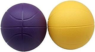 BTF Play 幼儿替换篮球 2 只装(紫色/黄色)