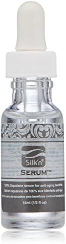 Silk'n 精华液 - * 纯 Squalane 油,保湿 - 增强丝绸*设备的效果