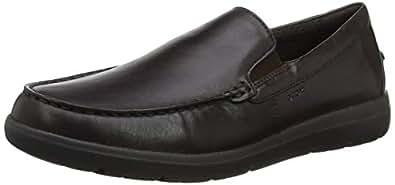 GEOX 男士 U leitan C 鹿皮鞋 Braun (Coffee C6009) 39 EU
