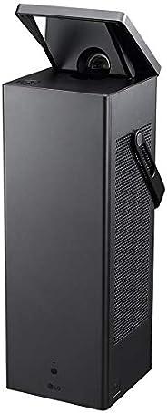 LG Beamer HU80KG bis 381 cm (150 Zoll) CineBeam Laser 4K UHD Projektor (2500 Lumen, HDR10, smarte Funktionen,