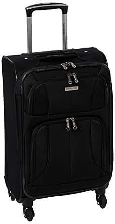 Samsonite Aspire Xlite 19 Carry On Luggage with Spinner Wheels 黑色 均码