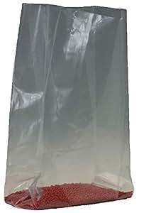 "Bauxko 三角布拼接塑料袋,箱 (590) 20"" x 10"" x 36"", 2 Mil, 50-Pack"
