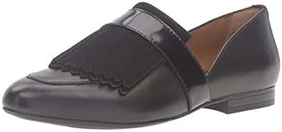 G.H. Bass & Co. Harlow 尖头平底鞋 黑色 1 6 M US