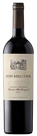 Don Melchor 魔爵红 普恩朵葡萄园红葡萄酒750ml(智利进口红酒)