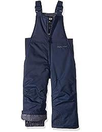 Arctix 婴儿/幼儿胸前高雪围兜连体衣 4T 蓝色 1575-91-4T-91-4T