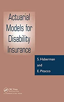 """""""Actuarial Models for Disability Insurance (English Edition)"""",作者:[S Haberman, E Pitacco]"""