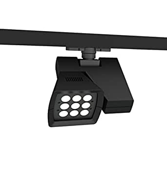 WAC Lighting WTK-LED23N-27-WT 23W Logos LEDme Track Head for 120V W Track, 24-Degree, 2700K 需配变压器