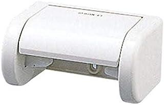 三荣水栓 ワンタッチペーパーホルダー W37厕所用 W:ホワイト