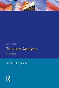 """Tourism Analysis: A Handbook (English Edition)"",作者:[Smith, Stephen L J]"