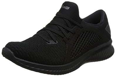 ASICS 亚瑟士 男 跑步鞋 GEL-KENUN KNIT MX 1021A025-001 黑色/黑色 39