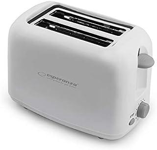 Esperanza EKT002 Toster Ciabatta 电脑,白色