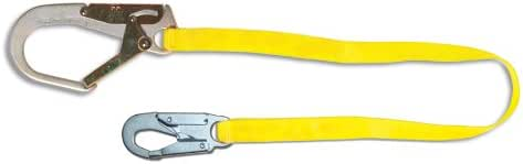 Guardian 秋季保护单腿防震牵引绳,带拉杆挂钩 3-Foot 01251