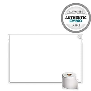 DYMO Authentic LW 超大发运标签 标签打印机 白色 1-包每包 1 条 白色