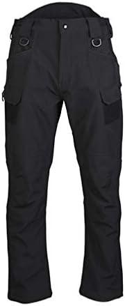Mil-Tec 黑色软壳冲锋裤