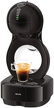 Krups 克鲁伯 Nescafé Dolce Gusto Lumio KP1308 胶囊咖啡机 1升,黑色