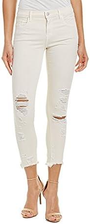 J Brand Jeans 女式 835 中腰七分裤 Debutante 28