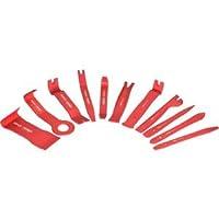 Vigor 套装(11种不同手柄,实用卷筒)V1331,红色