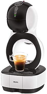 Krups 克鲁伯 KP1301 Nescafé Dolce Gusto Lumio 胶囊咖啡机 1升,白色
