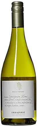 【亚马逊海外直采】Vina Errazuriz 伊拉苏 单一葡萄园长相思白葡萄酒750ml (智利进口红酒)