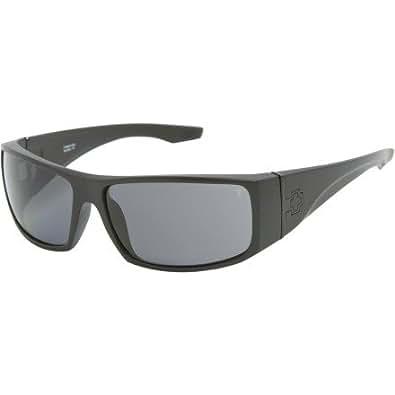 Spy Cooper XL Sunglasses - Polarized Matte Black/Grey 单一尺寸