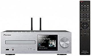 Pioneer XC-HM 86 D-S 网络 CD 接收器(每通道65瓦,流式多功能,FireConnect就绪,Google Cast ready,tuneIn 互联网收音机,无线和蓝牙集成,DAB +,无扬声器)银色