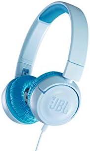 JBL JR300 儿童头戴式耳机 蓝色