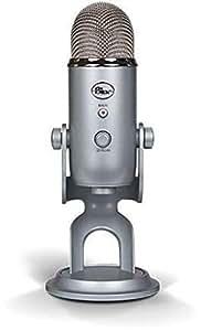 Blue Microphones yeti 银色 USB话筒 麦克风