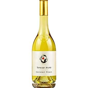 【亚马逊海外直采】ERZSEBET PINCE Tokaji Aszú 6 puttonyos 伊丽莎白托卡伊2013 6筐贵腐葡萄酒 500ml (匈牙利进口)