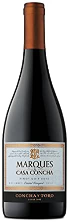Marques de Casa Concha 干露侯爵黑皮诺红葡萄酒750ML(智利进口红酒)