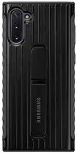 Samsung Galaxy Note10 手机壳,坚固防摔保护套EF-RN970CBEGUS  黑色