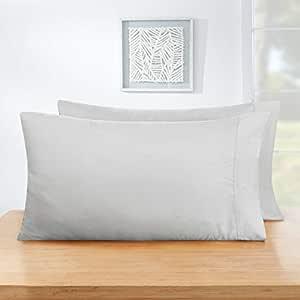 高级枕套–优质超细纤维亚麻,防*透气设计,柔软 & 舒适*店奢华