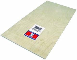 Midwest Products 5304 工艺胶合板,15.24 x 30.48 x 0.25cm,6 件装