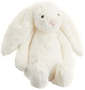 Jellycat 毛绒玩偶 BASHFUL害羞系列之邦尼兔 米色中号高31cm
