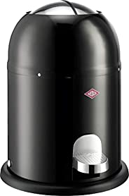 Wesco Master Waste Can, 2.4-Gallon, 9-Liter, Black