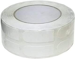 涡轮保龄球纹理抓握胶带,500 卷,3/4 英寸白色