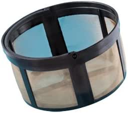 Behmor 5398 Brazen Plus Extra Capacity Gold Permanent Coffee Filter, Gold 金色