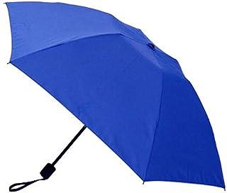 TOKUKU 折疊傘(自動開合) 藍色 主體尺寸(約):[傘骨]60cm [折疊時]寬6.5×長28.5cm 4549917206144
