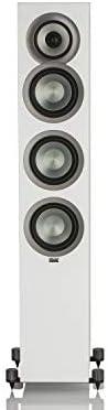 Elac Uni-fi FS U5 超薄白色扬声器 – 扬声器(通用,3段,底部,2.5厘米(1英寸),10.2厘米(4英寸),13.3厘米(5.25))