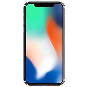 Apple iPhone X 全网通4G智能手机 现货发售 国行正品 全国联保 (银色, 256GB)