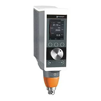 Heidolph 036093150 Hei-TORQUE Precision 400 头顶搅拌器,USB 接口,93 毫米宽 x 273 毫米高 x 241 毫米深,115V,150W