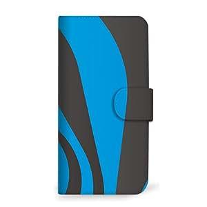 mitas iphone ケース253SC-0132-BG/FTJ162E 16_FREETEL RAIJIN (FTJ162E) 蓝灰色