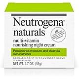 Neutrogena - Naturals Multi-Vitamin Nourishing Night Cream - 1.7 oz.