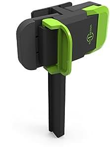 Ten One Design 用于移动设备的安装配件边框安装夹 (T1-MULT-108) - 绿色