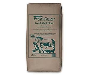 PERMA-GUARD FOOD GRADE DIATOMACEOUS EARTH (2lb 5lb 10lb 20lb 30lb 40lb 50lb) - Fresh Water - 100% Pure DE Mined in the USA - Distributed by RiMAX-DE 白色 50LB