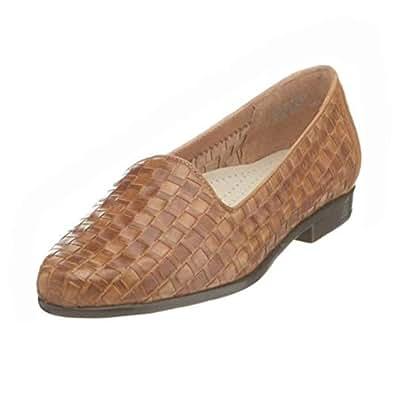 Trotters 女士 Liz 乐福鞋 浅褐色 6 N US