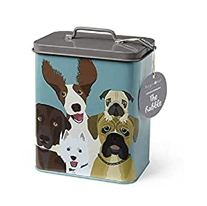 Burgon & Ball Creaturewares 宠物食品存储罐 GCR/DOG