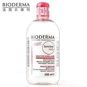 Bioderma 贝德玛 卸妆水 液粉水 舒妍多效洁肤液 500ml (法国品牌 香港直邮)